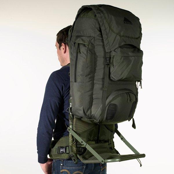 profile of packjpg - External Frame Backpacks